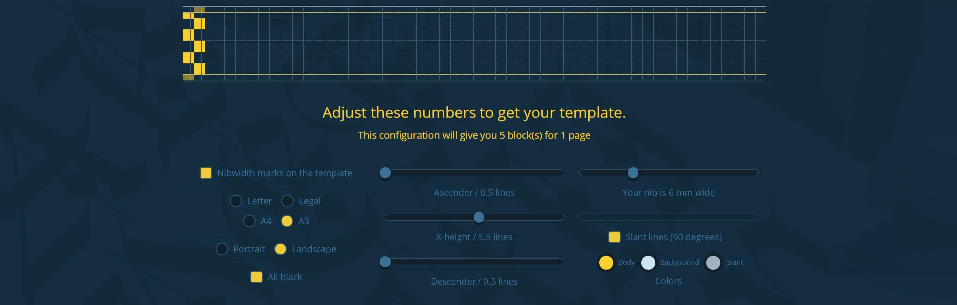 Apprentis-Lettreurs-Generateur-Portees-gratuit-ductus-Interface