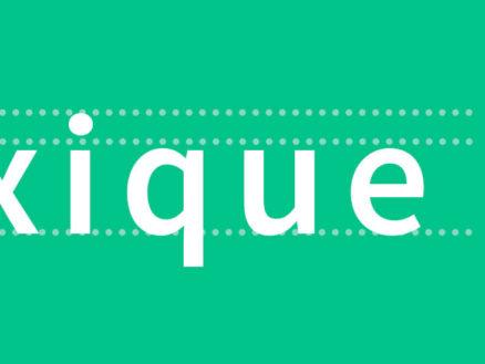 typographie lexique serif empattement