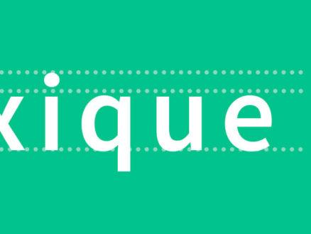 lexique panse vocabulaire terme typographie