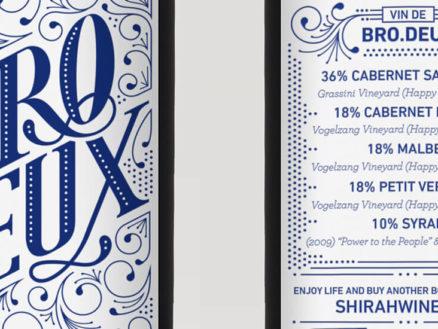 Les Apprentis Lettreurs : lettrage et étiquettes de vin