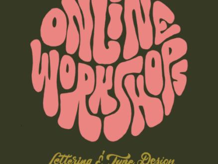 Les Apprentis Lettreurs - Workshops en ligne de Francis Chouquet