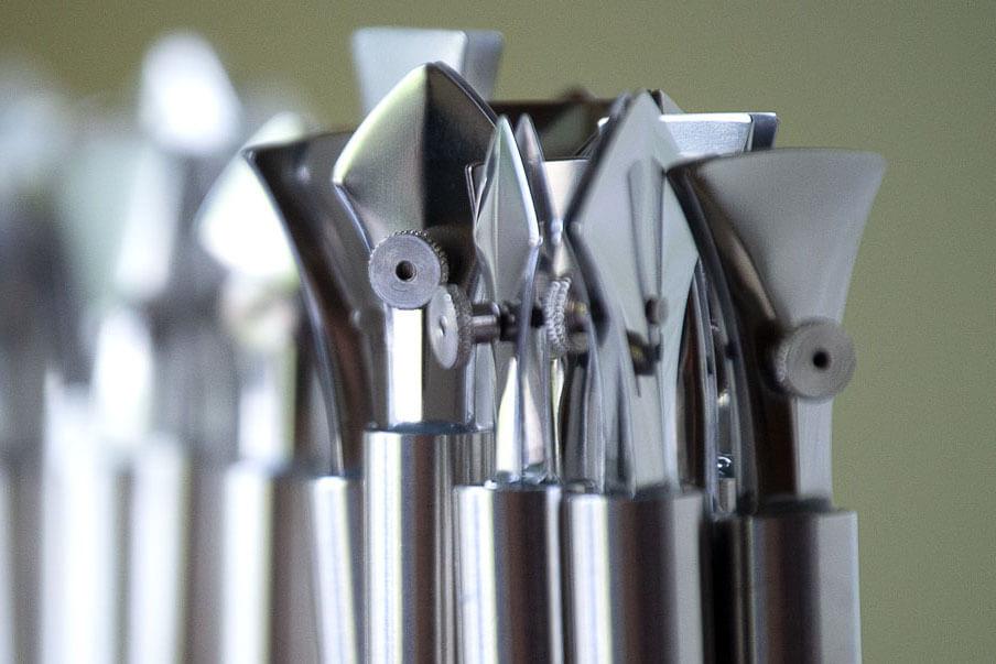 variété de rulling pens